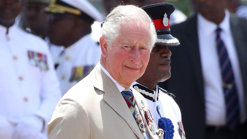 Prinz Charles auf Barbados, März 2019