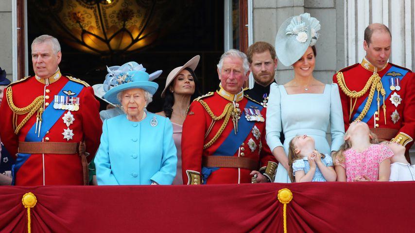 So viel würden britische Royals im echten Leben verdienen!