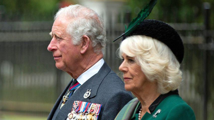 Prinz Charles mit seiner Ehefrau Camilla
