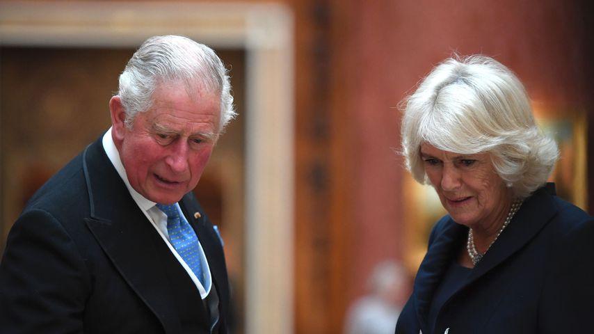 Prinz Charles und Herzogin Camilla im Oktober 2018
