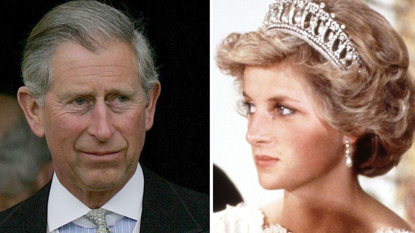 Charles nannte sie pummelig: Löste das Dianas Bulimie aus?
