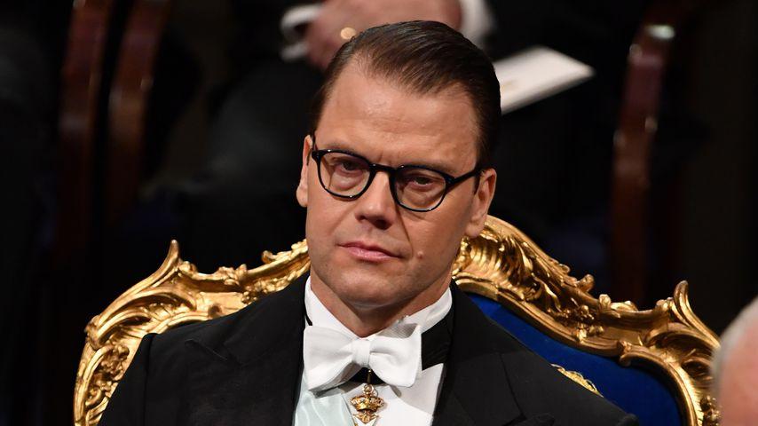 Sorge um nierenkranken Prinzen Daniel: Termine gecancelt!