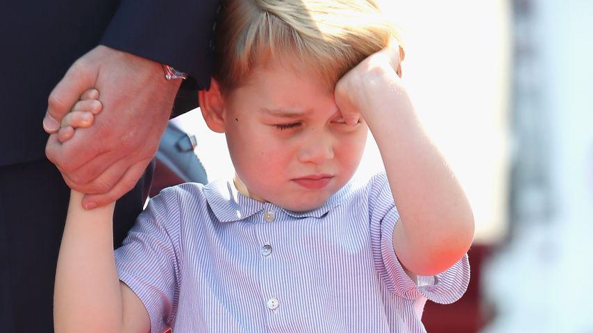 Prinz George beim Berlin-Besuch 2017