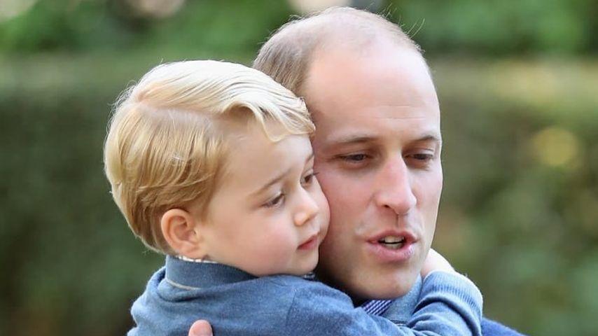 Prinz William ganz privat: Das wünscht er sich für George!