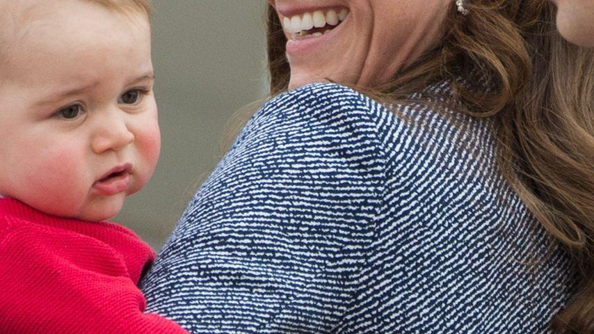 Royal-Trip: Prinz George verhinderte Familien-Pic!
