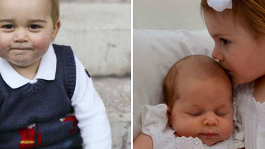 Royal Kids: So verzückten George, Estelle & Co.