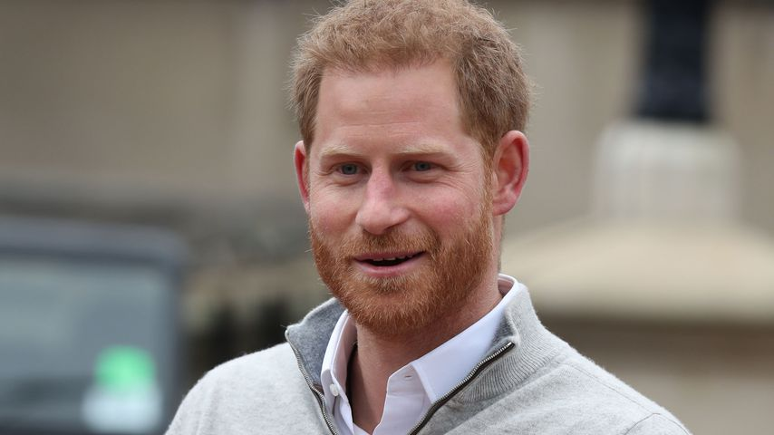 Unter Decke: So versteckte Prinz Harry früher seine Dates