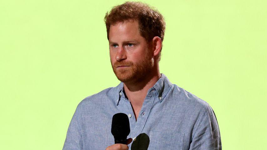 Prinz Harrys royaler Exit stand schon mit 20 zur Debatte