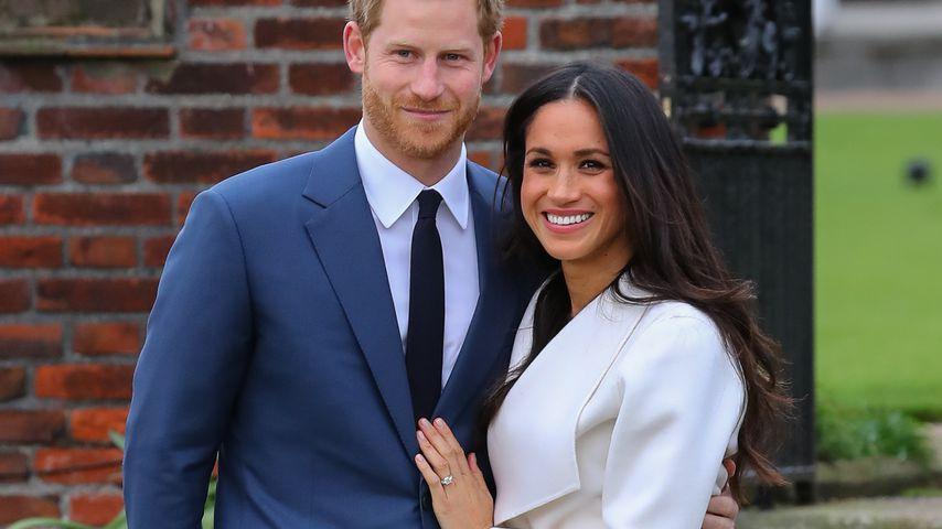 Meghan Markle: Trägt sie den teuersten Royal-Verlobungsring?