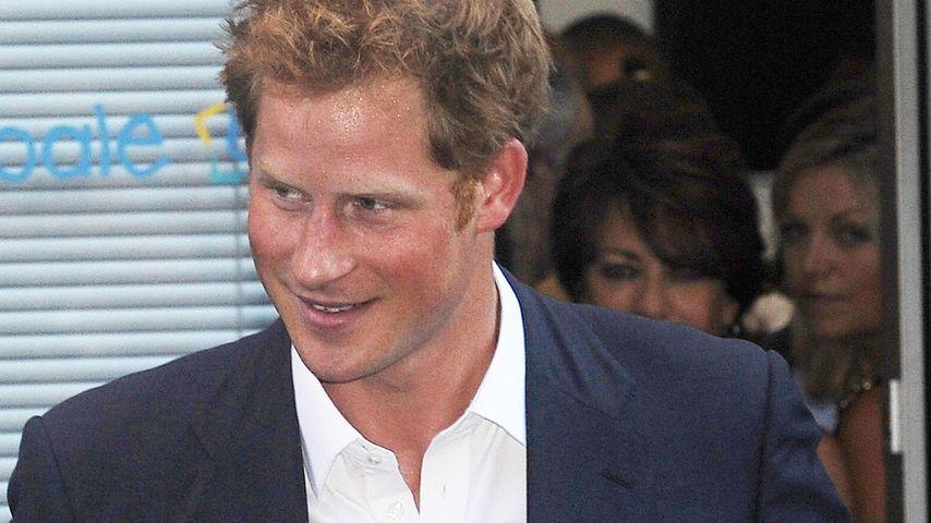 Prinz Harry: So war seine 1. Begegnung mit George