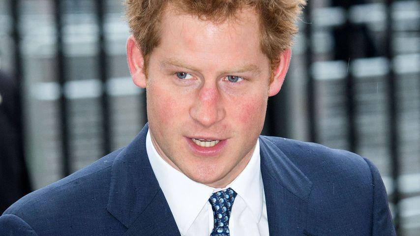 Prinz Harry: Cressida hat zu sehr geklammert!