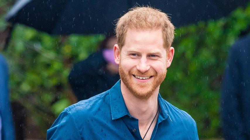 Schließt Prinz Harry weiteren London-Besuch im Sommer aus?