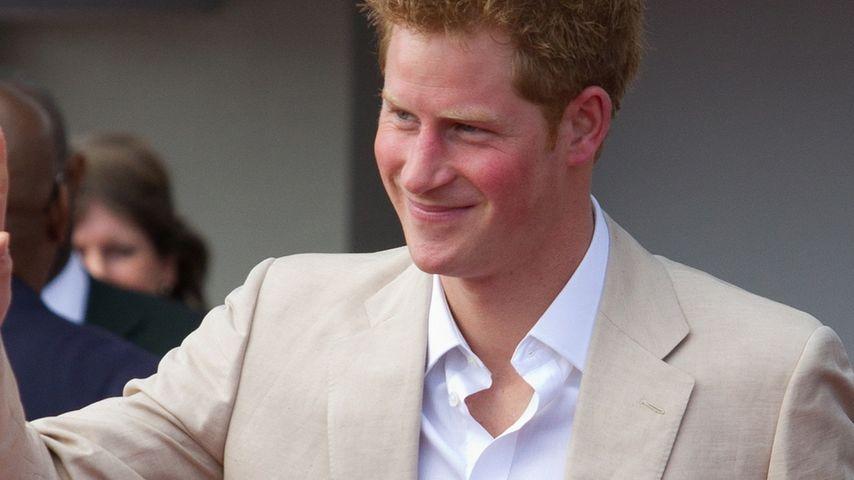 Skandalös: Prinz Harry komplett entblößt in Vegas!