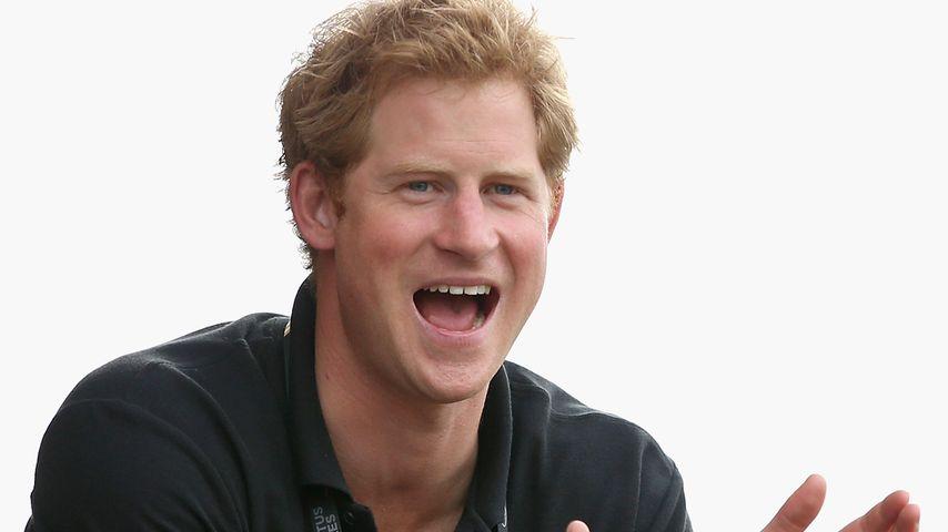 Royal Baby im Anmarsch: Prinz Harry wurde als 1. informiert!