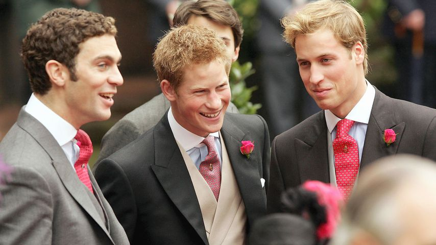 Durch dick und dünn: Das sind Prinz Harrys beste Freunde!