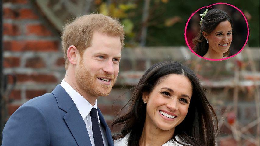 Pippa: Nicht zu Harrys & Meghans Hochzeitsempfang geladen?