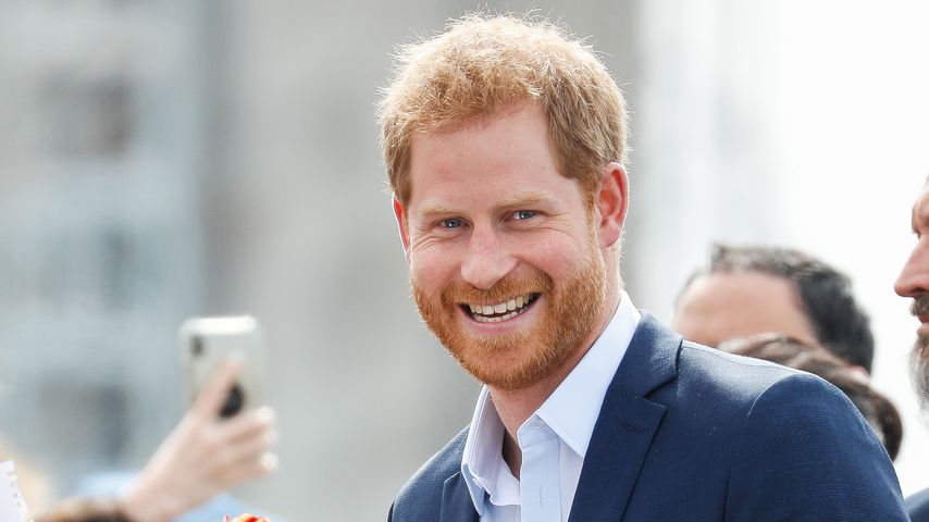 Prinz Harry in Auckland, Neuseeland