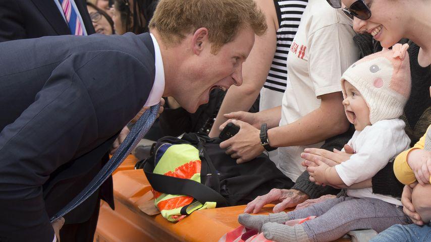 """Prinz Harry: """"Ich würde jetzt gerne Kinder bekommen"""""""