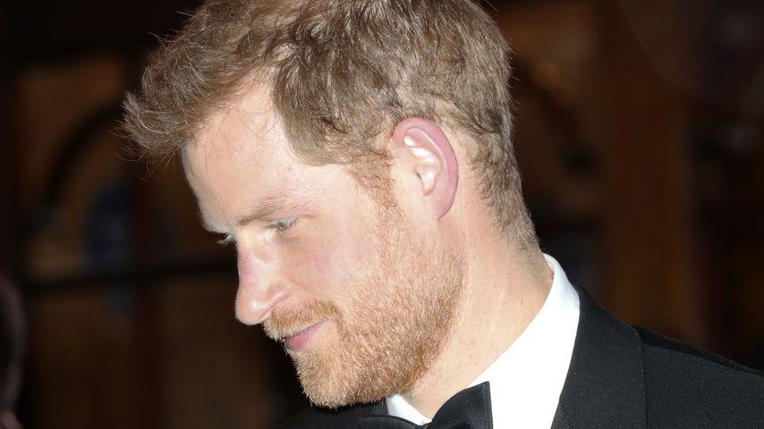 Prinz Harry im November 2018