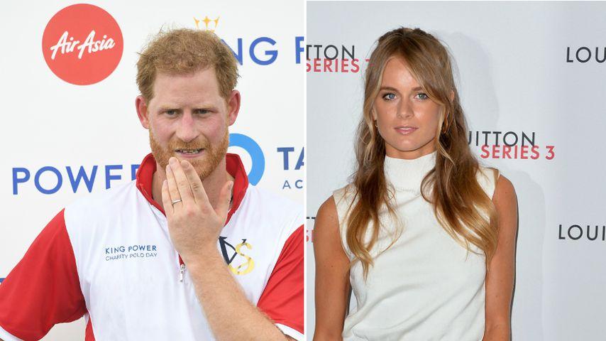 Kommt Prinz Harry wirklich zur Hochzeit seiner Ex Cressida?