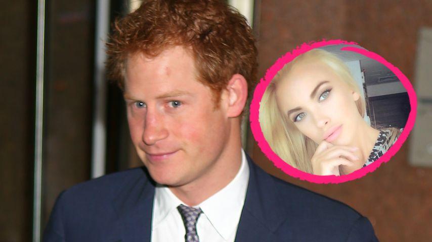 Model packt aus: So war der Flirt mit Prinz Harry