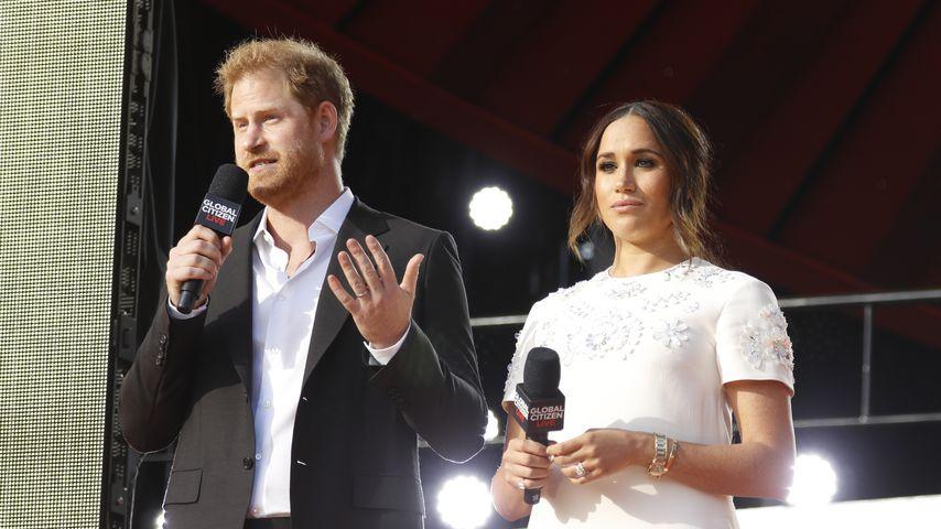 Wegen Royals? Harry und Meghan kommen nicht zum Klimagipfel