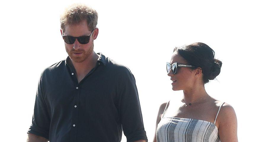 Prinz Harry und Herzogin Meghan auf Fraser Island