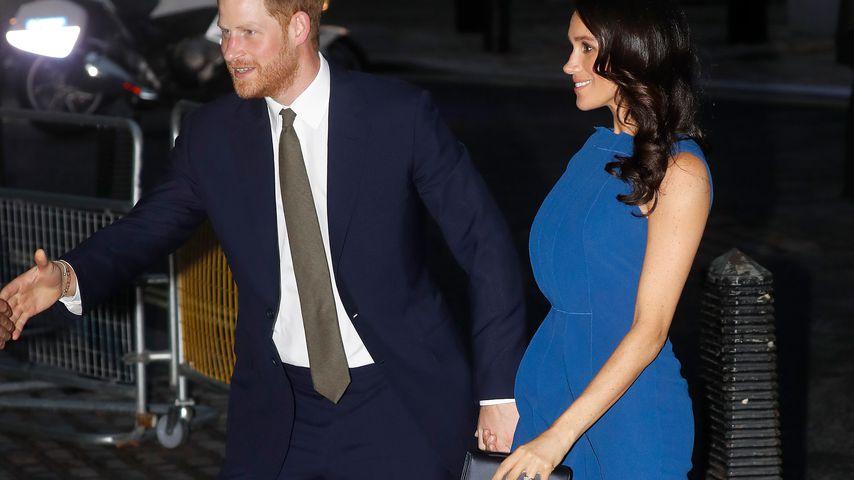 Deutliche Wölbung? Neue Schwangergerüchte um Herzogin Meghan