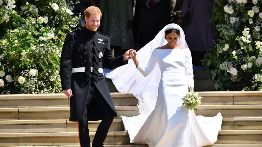 Neue Verfilmung suggeriert: Bereut Herzogin Meghan Hochzeit?