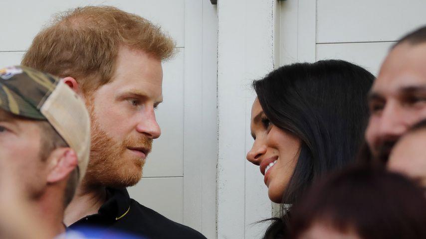 Prinz Harry und Herzogin Meghan im Juni 2019