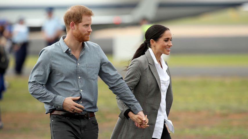 Prinz Harry und Herzogin Meghan in Dubbo, Australien