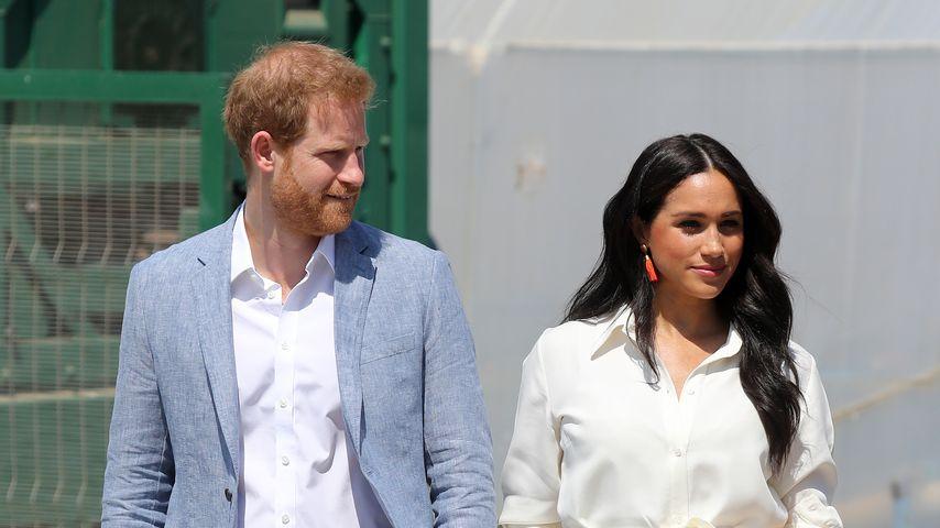 Prinz Harry und Herzogin Meghan in Südafrika