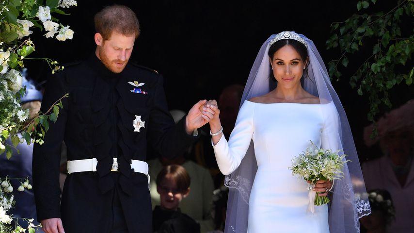 Prinz Harry und Herzogin Meghan, Hochzeit 2018