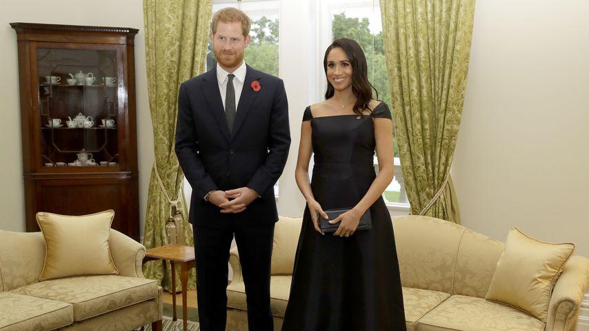 Darum haben Prinz Harry & Meghan freie Babynamen-Wahl