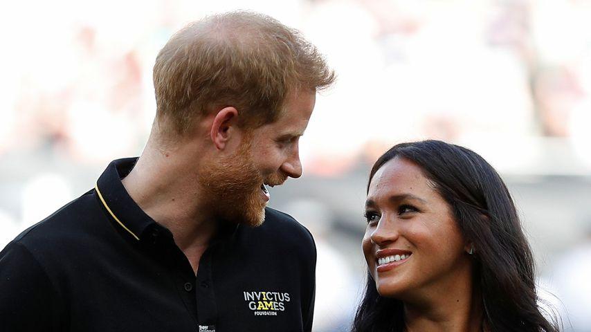 Prinz Harry und Herzogin Meghan am 29. Juni 2019