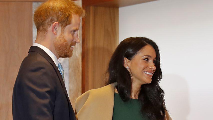 Prinz Harry und Herzogin Meghan in London