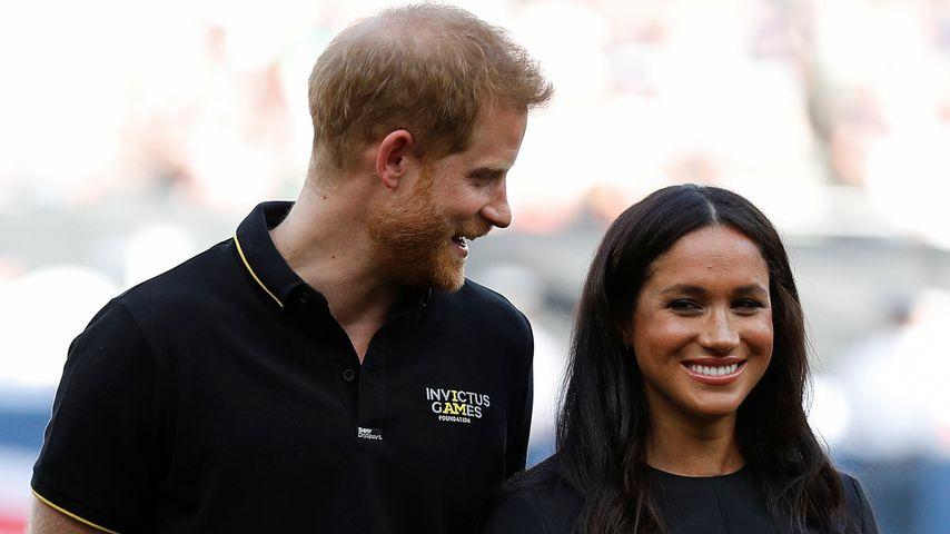 Nach Privatjet-Hate: Meghan & Harry gehen bürgerlich essen
