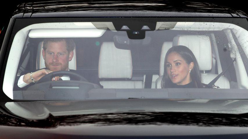 Harry & Meghan: Erste Fotos nach der Hochzeit aufgetaucht!