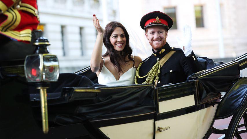 Wird's so aussehen? Hochzeit-Pics von Royal-Doubles!