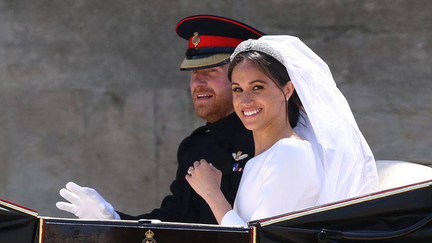 F-Wort-Gate: Fluchte Meghan während Hochzeits-Kutschfahrt?