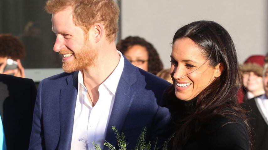 Hochzeit 2018: Datum für Meghans & Harrys großen Tag steht!