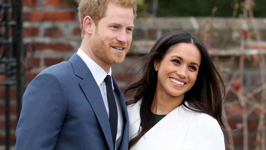 Mystery-Freundin: Wer verkuppelte Meghan & Prinz Harry?