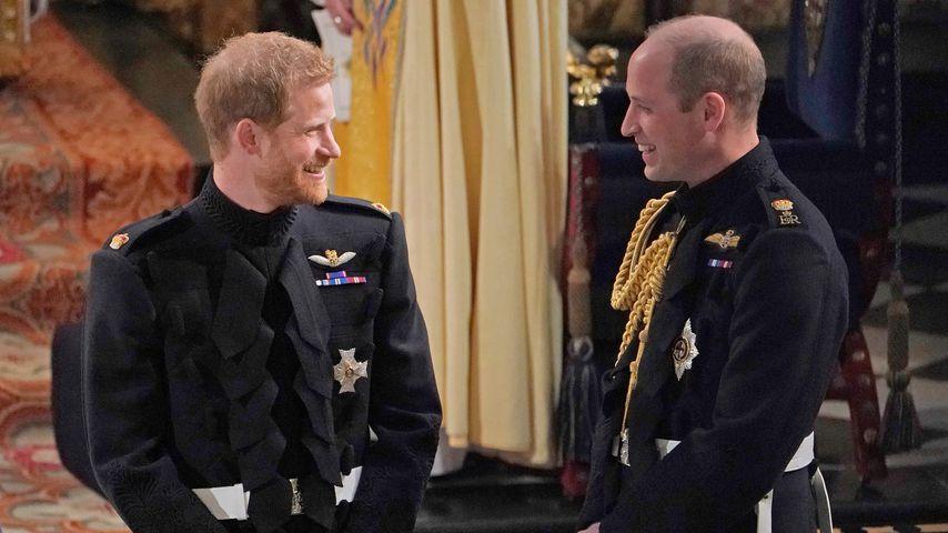 Prinz Harry wird 35: So gratulierten William und die Royals