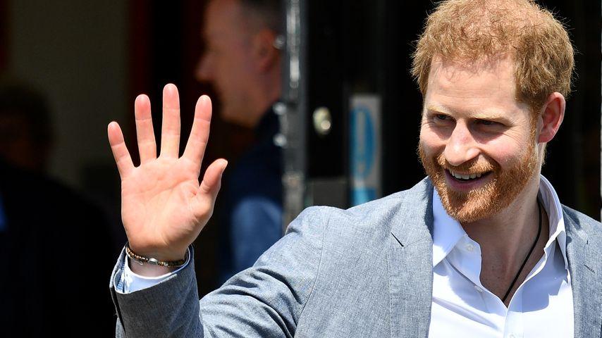 Ist Prinz Harry in Archies ersten Wochen zu viel auf Achse?