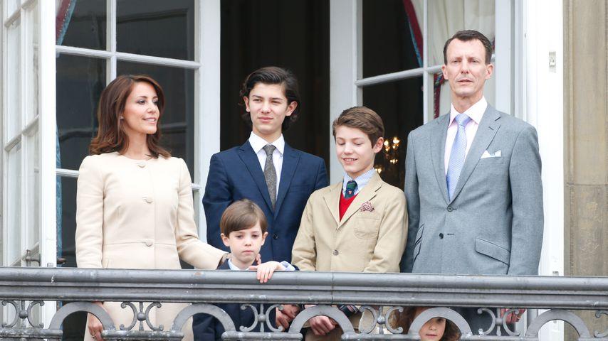 Dänischer Prinz im Krankenhaus: Operation! Wie ernst ist die Lage?