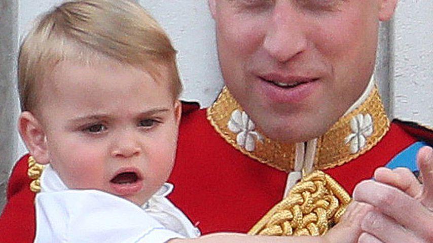 Prinz Louis und Prinz William