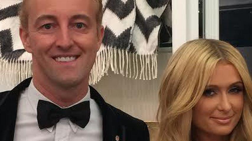 Prinz Mario-Max zeigt sich jetzt mit Paris Hilton