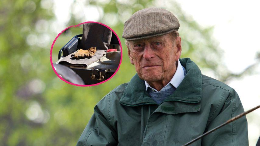 Pferdesportfan Prinz Philip: Rührende Details bei Beerdigung