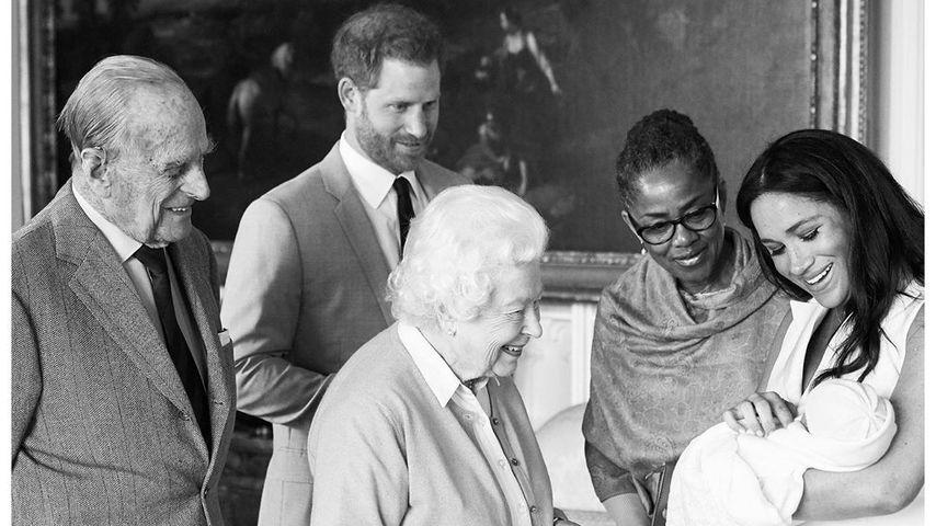 Royal-Baby: Darum ist der Name Archie Harrison so besonders