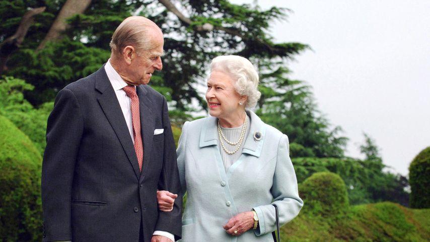 Prinz Philip und Queen Elizabeth II., 2007